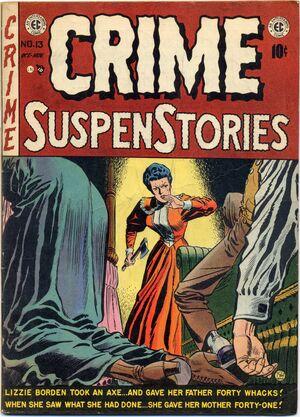 Crime SuspenStories Vol 1 13