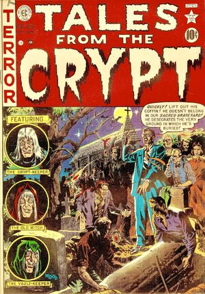 Tales from the Crypt Vol 1 26