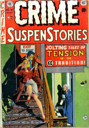Crime SuspenStories Vol 1 18