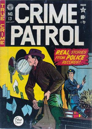 Crime Patrol Vol 1 13