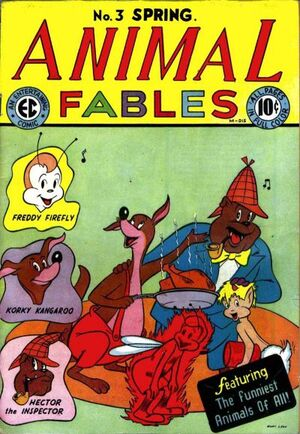 Animal Fables Vol 1 3
