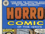The EC Horror Library Of The 1950's