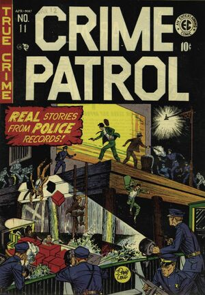 Crime Patrol Vol 1 11