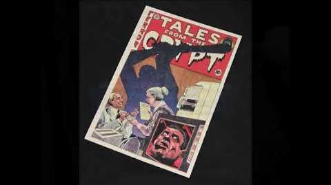 Tales From The Crypt Covers