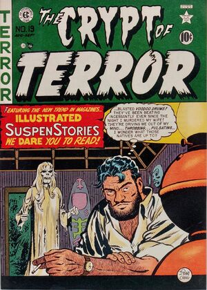 Crypt of Terror Vol 1 19