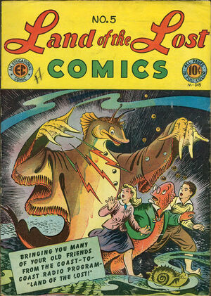 Land of the Lost Comics Vol 1 5
