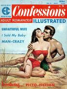 Confessions Illustrated Vol 1 2