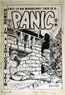 Panic Vol 1 1 Original Art