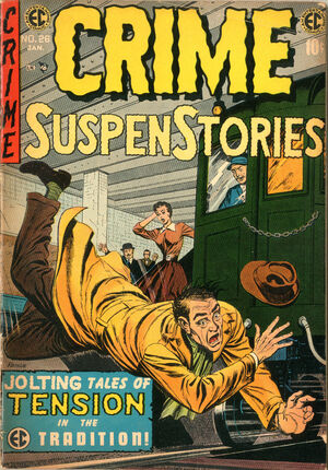 Crime SuspenStories Vol 1 26