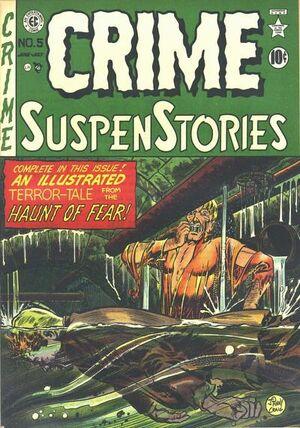 Crime SuspenStories Vol 1 5