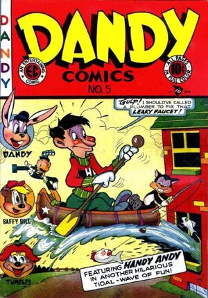 Dandy Comics Vol 1 5