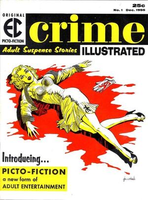 Crime Illustrated Vol 1 1