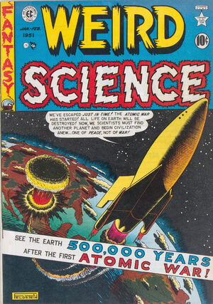 Weird Science Vol 1 5