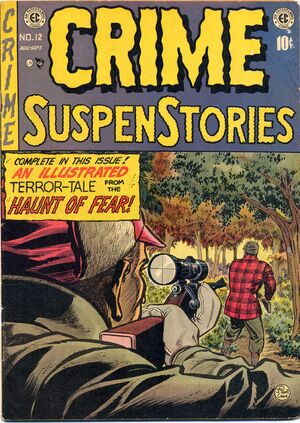 Crime SuspenStories Vol 1 12
