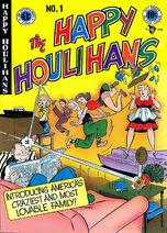 Happy Houlihans Vol 1 1