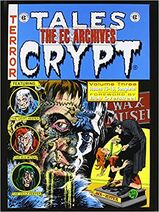 The EC Archives - Tales from the Crypt Vol 1 3