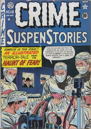 Crime SuspenStories Vol 1 10