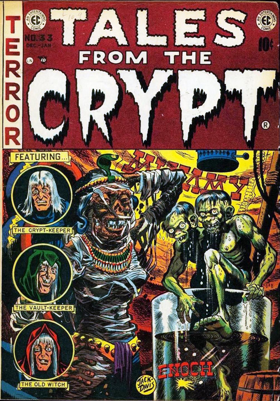Tales From The Crypt Vol 1 33 Ec Comics Wiki Fandom