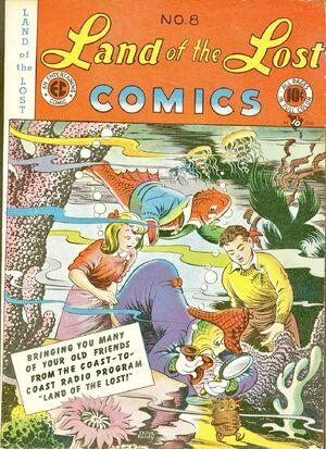 Land of the Lost Comics Vol 1 8