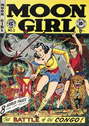 Moon Girl Vol 1 2