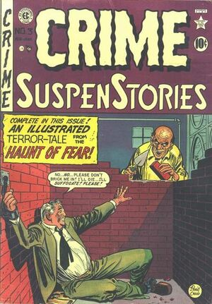 Crime SuspenStories Vol 1 3
