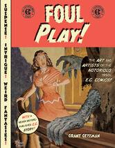 Foul Play Geissman EC Book Cover