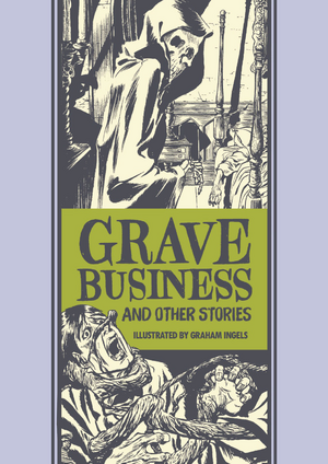 GraveBusinessCoverArtbook