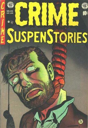 Crime SuspenStories Vol 1 20
