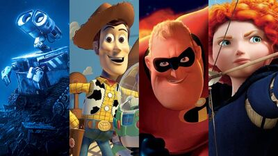 Ranking Every Pixar Film from Worst to Greatest