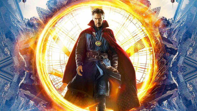 box office doctor strange feature hero