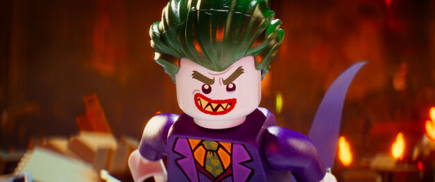 Lego Batman Movie The Joker