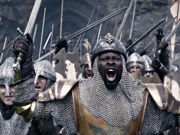 king arthur movie review djimon housou