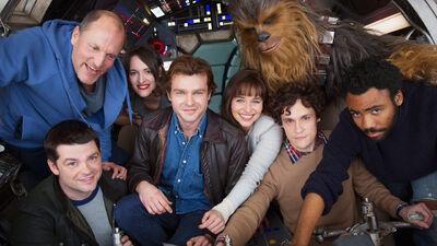 UPDATE: Ron Howard Discusses Han Solo Flick