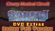 Saber Marionette J Ending Full (Cherry Musical Circuit - DVD Extras)