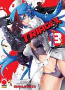 Triage X portada 3