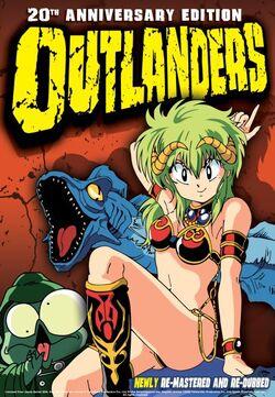 Outlanders portada