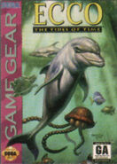 Ecco: The Tides of Time (Sega Game Gear)