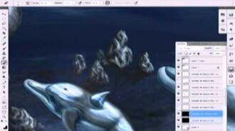 Ecco the Dolphin Rebuilding the Asterite