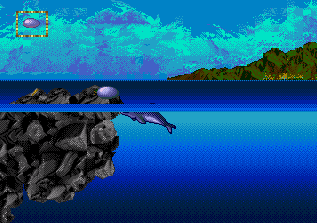 Turtle islands screen
