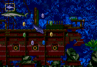 The enchanted sea screen