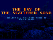 Bay of scatter