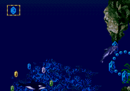 The enchanted sea screen 2
