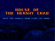 House of the hermit crab