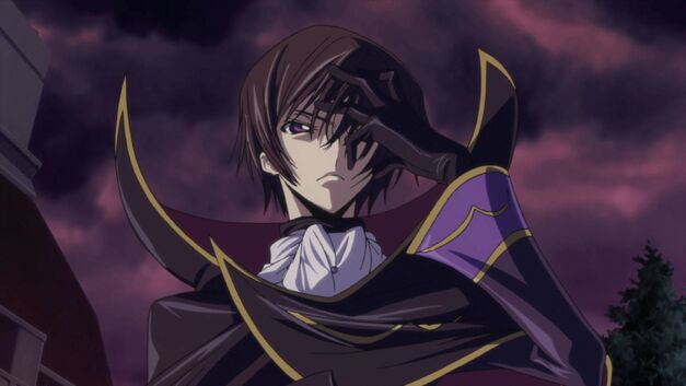 Anime to Get You Ready for the Royal Wedding Code Geass