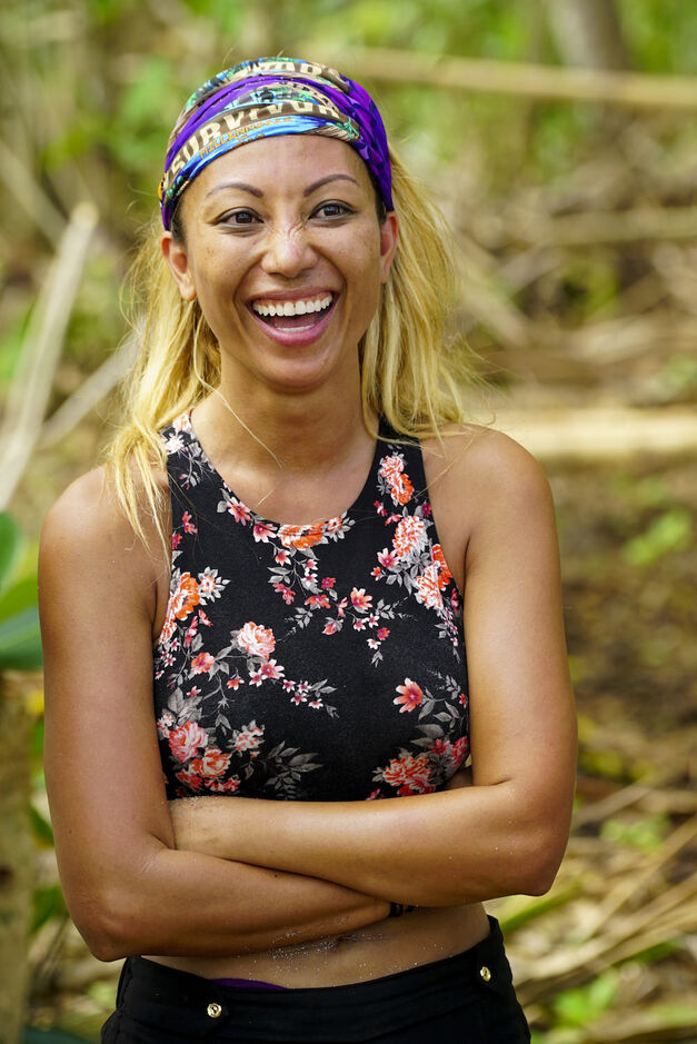 Rachel Ako Survivor season 33 Gen Xers Takali tribe