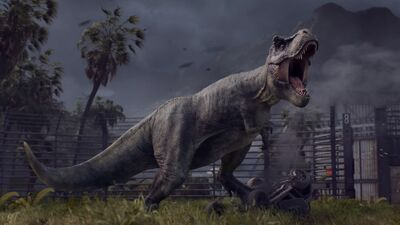 'Jurassic World Evolution' looks like 'Sim City' meets 'Dungeon Keeper'