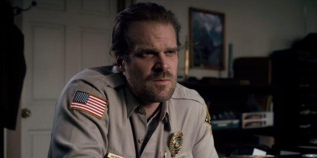 Stranger Things-Hopper