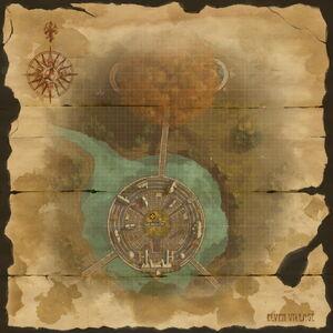Elven Map