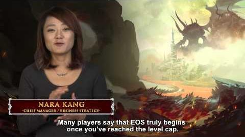 "Echo Of Soul - Developer Interview ""The New MMO experience"""