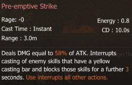 S Pre-emptive Strike